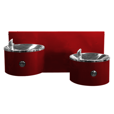 Stainless Steel Outdoor Drinking Fountains
