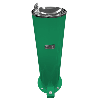 Willoughby Outdoor Stainless Steel Hands-Free Drinking Fountain WODF-1-HF-FO